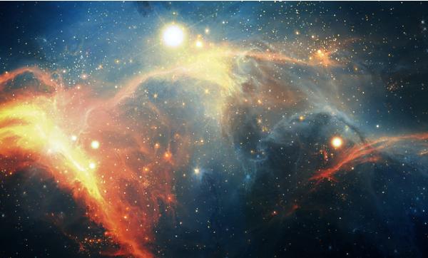 """科学家捕捉到超新星爆炸碎片撞上""""气体墙"""":爆炸波以900万英里的时速移动"""