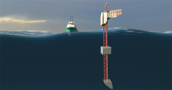 """新型""""长腿""""科考舱开启南极奇幻漂流,将拉开海洋考察新篇章"""