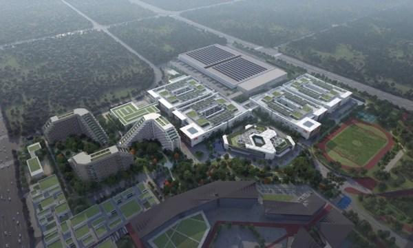 预计年产2500万体育用品!李宁中心项目正式启动