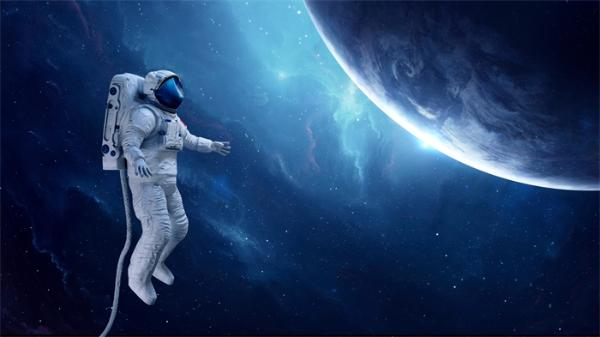 惊魂!NASA宇航员在国际空间站外太空行走,宇航服却突然出现故障!