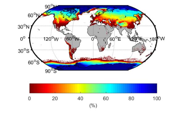 年均缩小8.7万平方公里!承载全球四分之三淡水的地球冰冻圈正在日渐萎缩