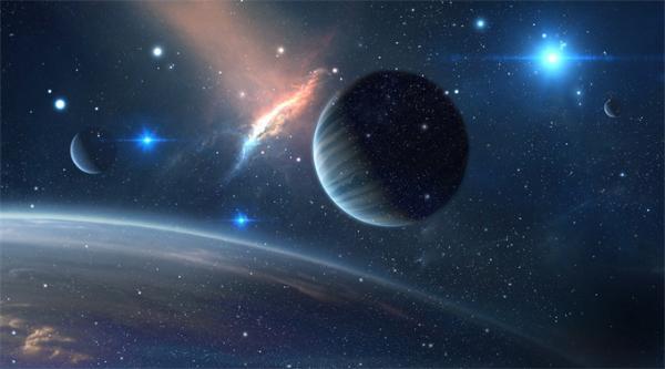 """科学家用微引力透镜探测到一群神秘""""流浪""""行星,不受恒星约束"""