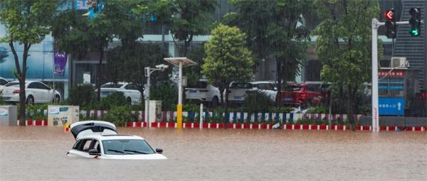 暴雨预警难不难?河南为何成为全国强降雨中心