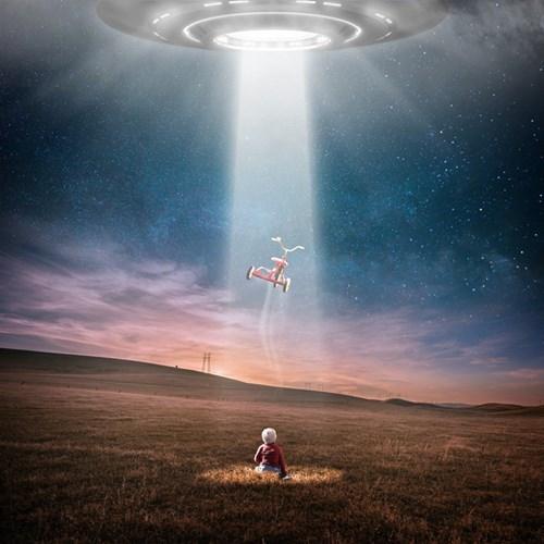 真有人被外星人绑架过吗?研究发现:你可能只是做了个梦!