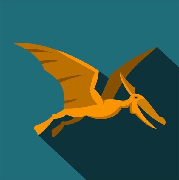 研究发现:翼龙刚孵化出来就会飞,且比它们的成年同类更敏捷灵活