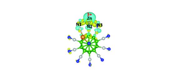 研究表明锌的氧化态可以变成+3,从根本上改变元素的化学性质