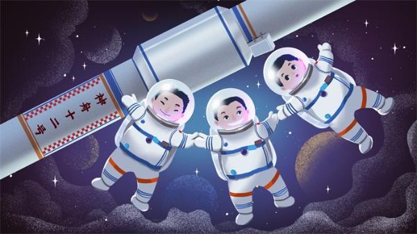 直播!三位航天员在空间站看奥运,中美谁是金牌第一悬念今日将揭晓