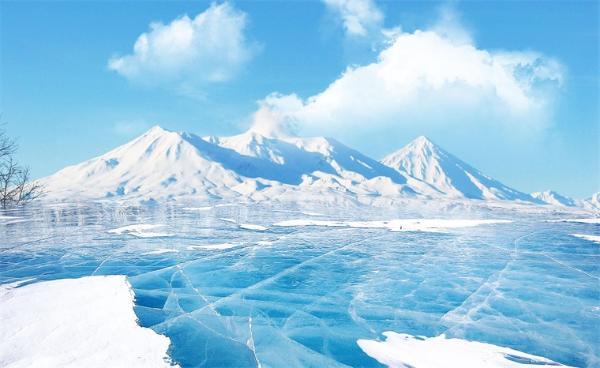 不同寻常!格陵兰冰盖顶峰有史以来出现首次降雨,导致大规模融冰事件