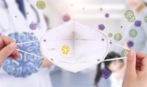 还是买N95吧!研究指出:最常见的外科口罩只能过滤约10%的呼出气溶胶飞沫