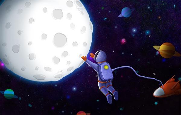 马斯克嘲贝索斯的登月舱,贝索斯批马斯克获NASA优待