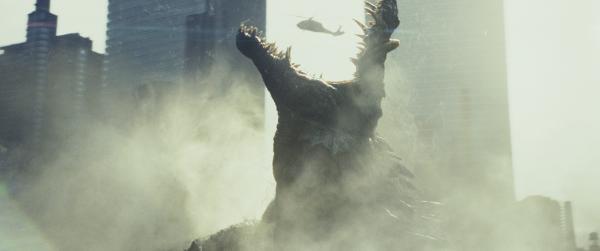"""海报《好看巨兽》新曝""""人兽危情""""版电影预告世界巨兽电影最50狂暴的巨石图片"""