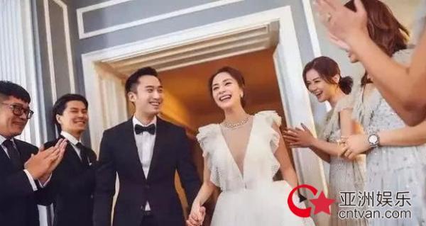 """阿娇否认已结婚 与赖弘国""""婚礼""""变""""派对"""""""