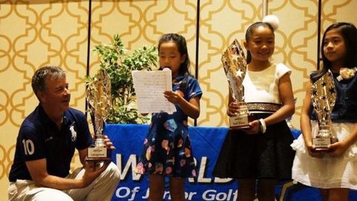 刘国梁女儿喜提世界冠军 这次不是乒乓!