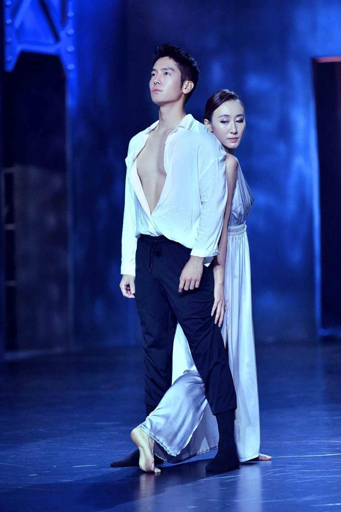 盛一伦《新舞林》挑战自我厚积薄发呈现舞台魅力
