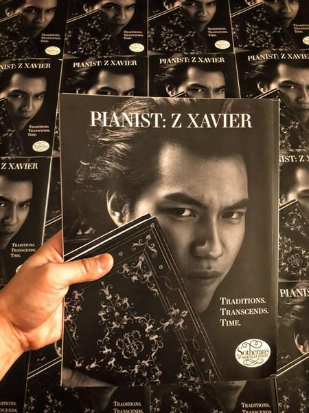 黄紫楠(Z.Xavier):一位不走寻常路的钢琴王子