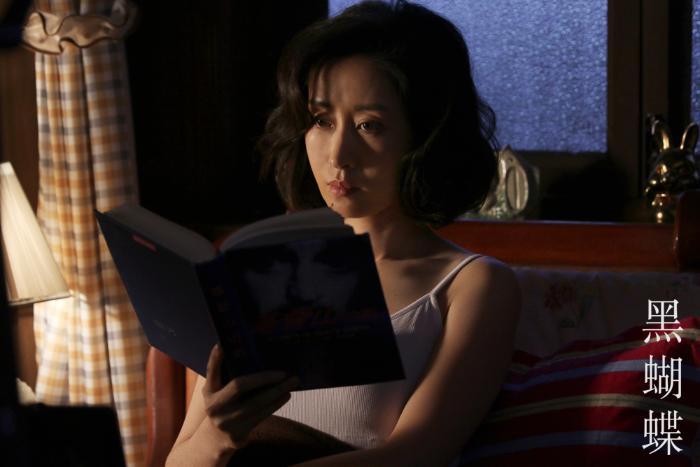 《天盛长歌》含泪下线 刘敏涛《黑蝴蝶》谈禁忌之恋