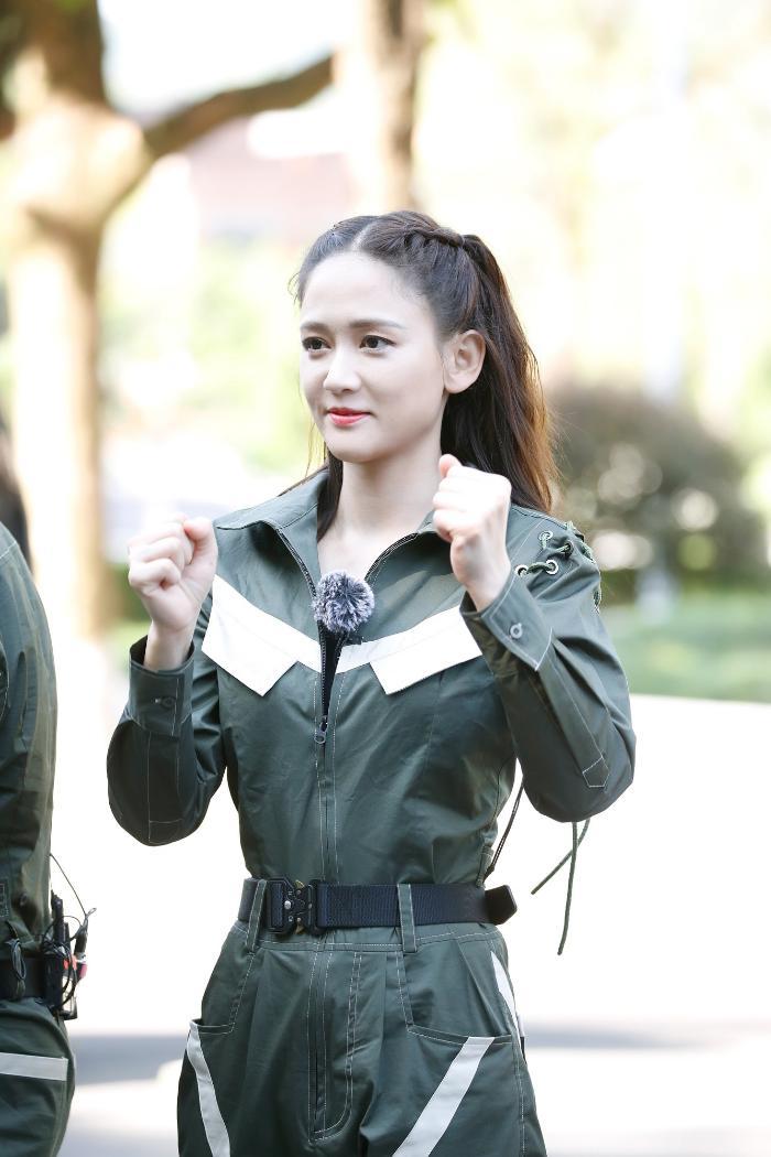 团结勇敢正面刚 陈乔恩《勇敢的世界》展现最强女子力