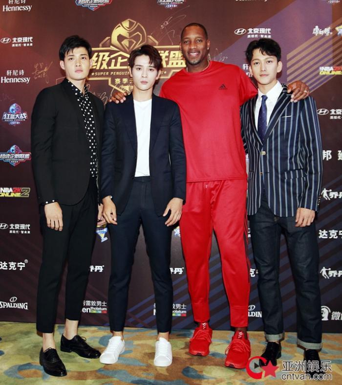 超级企鹅联盟篮球赛落幕 刘帅良罚球绝杀夺冠super3