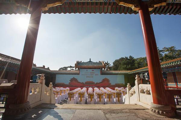 史诗级文化综艺《上新了·故宫》 11月9日开播将成故宫新名片