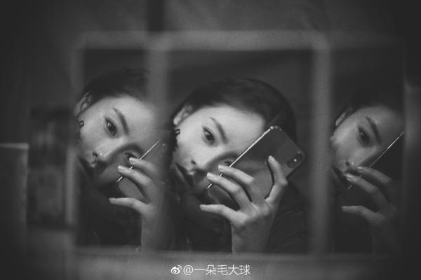 新版小龙女私照清纯古装扮相神似刘亦菲