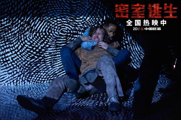 《密室逃生》票房超越《看不见的客人》,已成2019年开年影市黑马