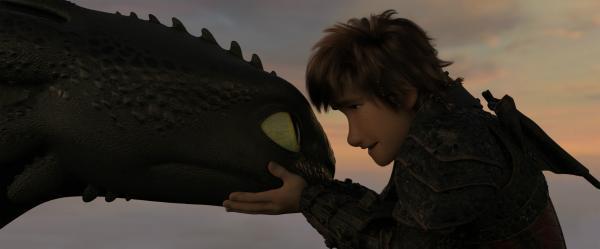 """《驯龙高手3》3月1日中国公映 九年史诗走向终点 """"是时候""""告别了"""
