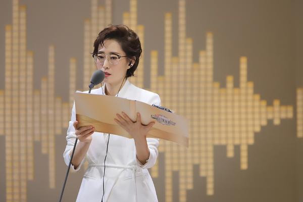 《声临其境2》刘敏涛秦海璐万茜李沁实力竞争