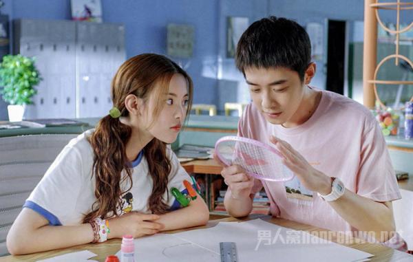杨超越新剧造型 充满青春灵动的少女气息 非常值得期待