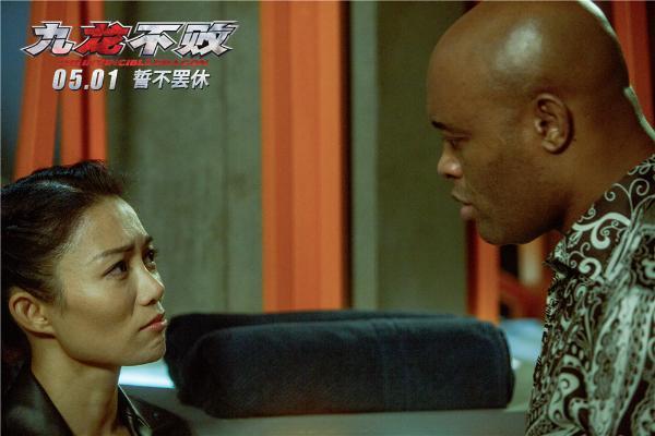 "UFC世界拳王""蜘蛛人""首次""触电"""