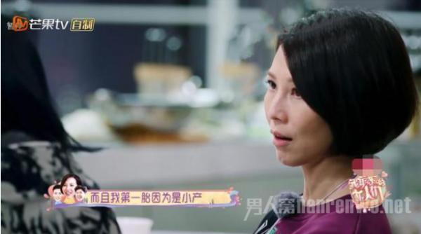 蔡少芬自曝曾小产 怀孕坚持拍戏 敬业精神令人敬佩!