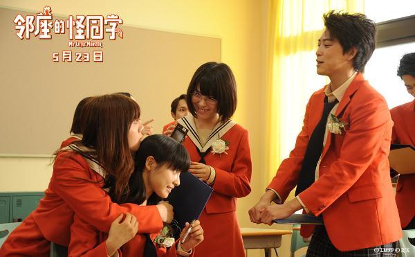 电影《邻座的怪同学》热映,热血青春态度为高考生应援