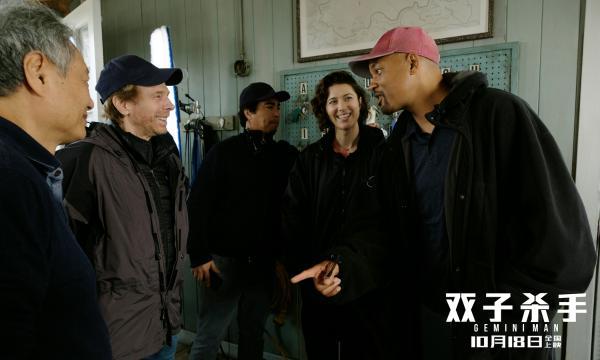 超级3D电影《双子杀手》今日上映 四大看点揭秘李安式动作新片