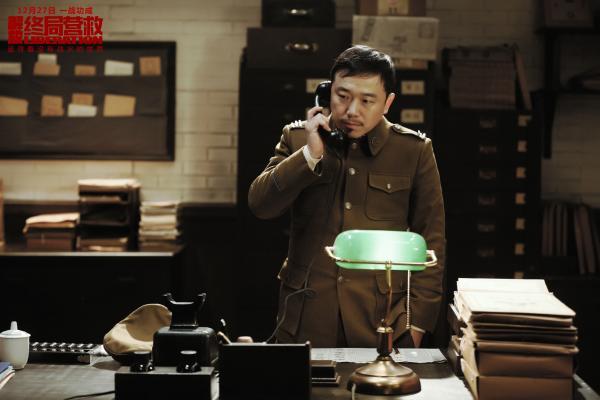 《解放·终局营救》发布终极预告 钟汉良周一围豁命营救