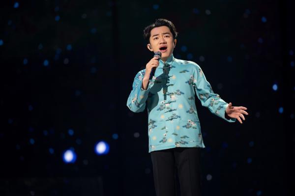 《经典咏流传》王祖蓝传唱经典深情演绎《鹊桥仙》