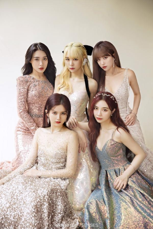 SNH48 7SENSES夺东方风云榜最受欢迎组合,献回归首秀