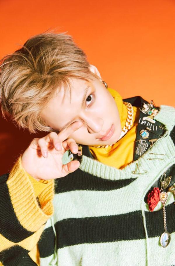 SHINee成员泰民为纪念正规3辑prologue单曲《2 KIDS》公开