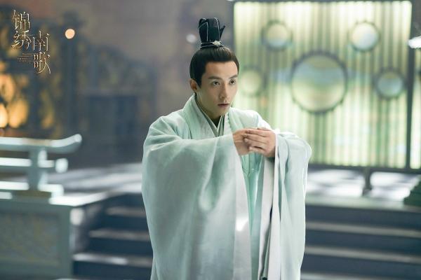 《锦绣南歌》上演感人兄弟情 谷嘉诚哭戏爆发获好评