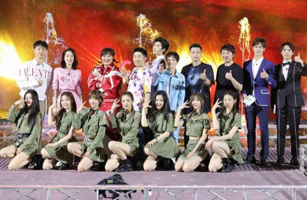 《青春环游记2》携手刘敏涛、硬糖少女303在葛仙村度假区勇敢追梦