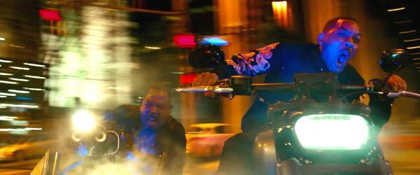 《绝地战警:疾速追击》曝硬核看点视频 本周唯一好莱坞动作新片
