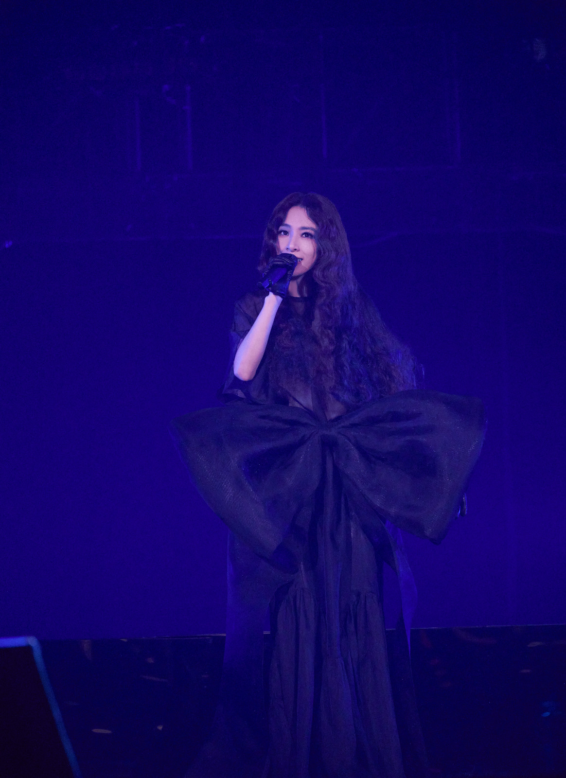 谢谢你们听我唱歌!田馥甄一一巡回演唱会感性告白回应粉丝