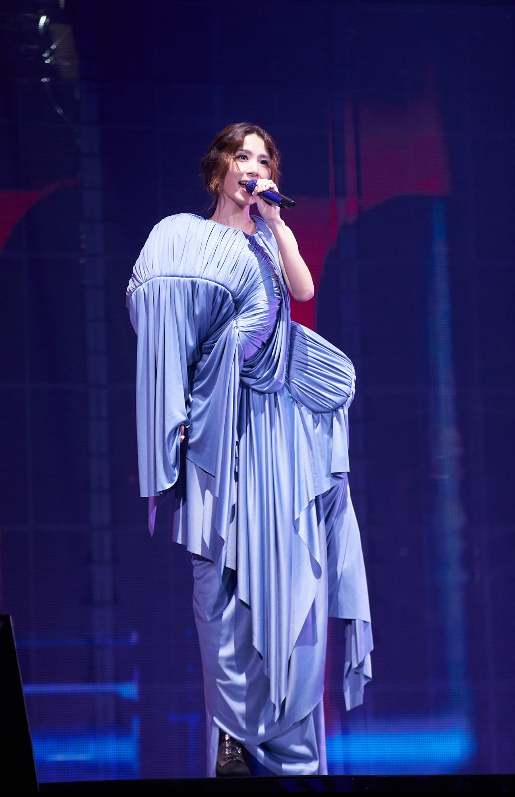 谢谢你听我唱歌!田馥甄巡回演唱会感性告白回应粉丝