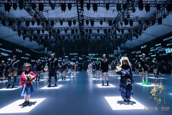 众星云集、大咖助阵 带你回顾百丽国际时尚欢聚盛典全过程!