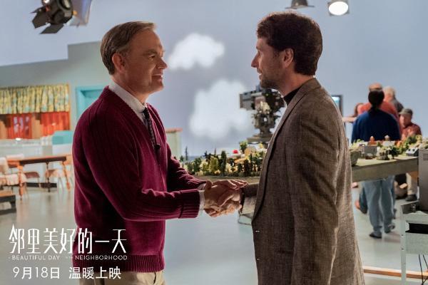 汤姆·汉克斯新作《邻里美好的一天》预售中 五大看点开启治愈之旅