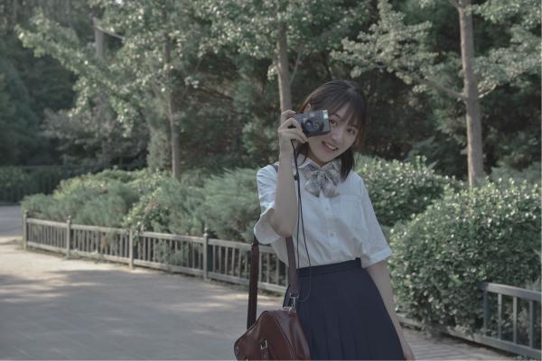 凌美仕日系写真曝光 《心动的瞬间》甜蜜热播