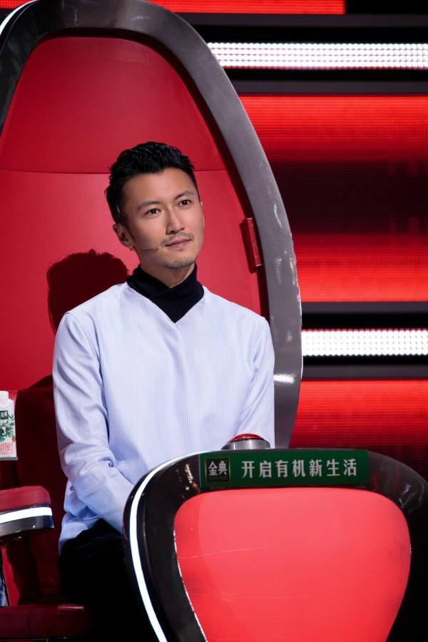 谢霆锋《中国好声音》强势出击,打造完美餐单战队
