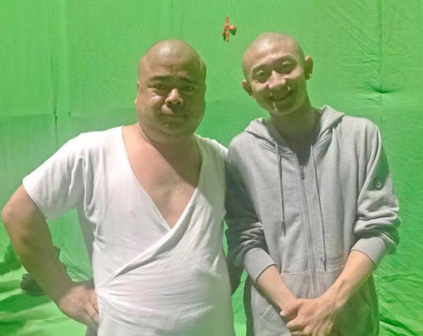 新版《鹿鼎记》登录央8,韦小宝老丈人瘦头陀造型惊艳