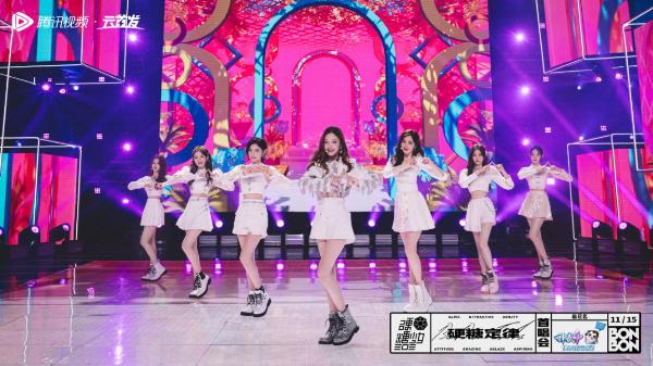《神武4》硬糖少女303首唱会圆满落幕 成团首秀成绩单漂亮