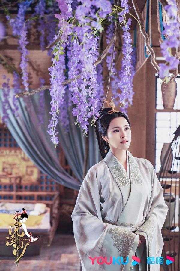 片名:演员雷-田《浣溪沙》写春秋史诗《爱与义》