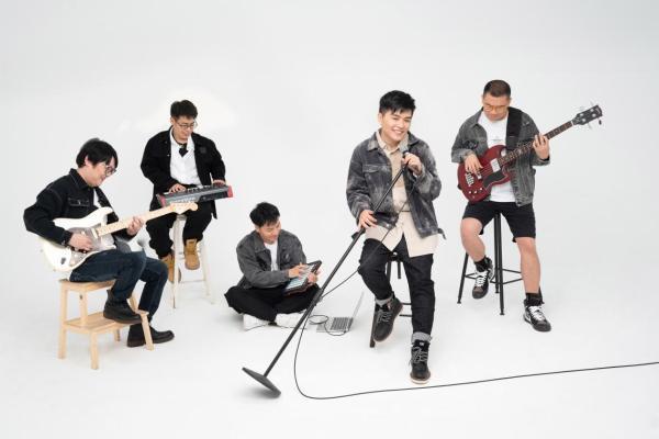 """南游记乐队""""孤独演说家""""新年演唱会,迎接全新的2021"""
