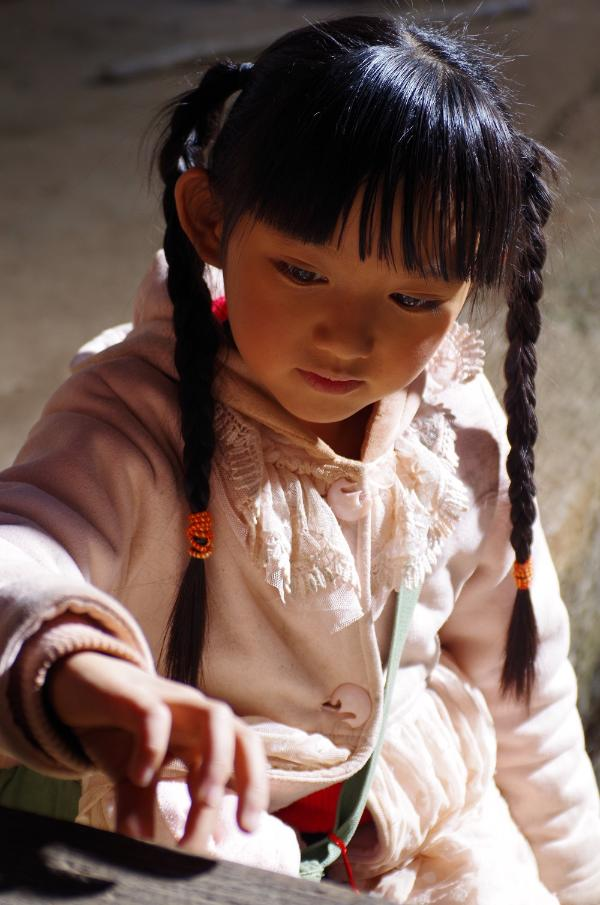 她为了再现8岁白血病女孩剃光头、哭三天、试500多场戏!